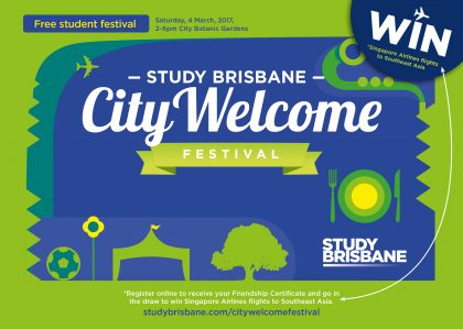 Brisbane City Welcome