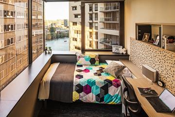 高级5房公寓