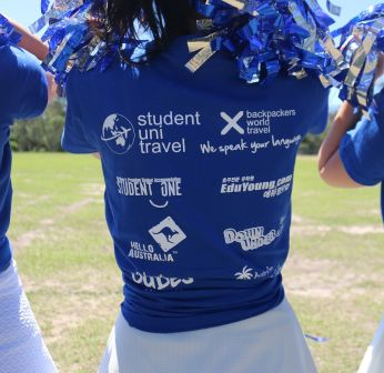Student One, proudly sponsoring Langports Games