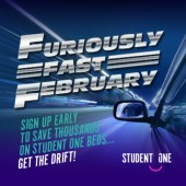 Furiously Fast February Promotion