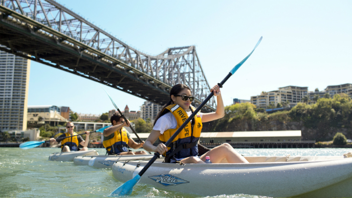 24 Things to do on the Brisbane River