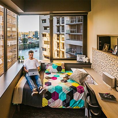 Adelaide Street - from $199 per week