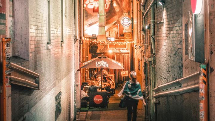 Brew Alleyway