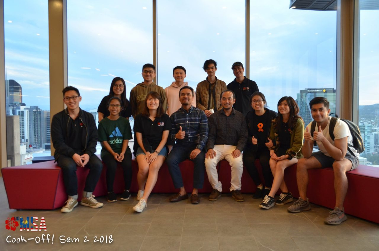 UQ Malaysian Students' Association celebrates 15 years of supporting students