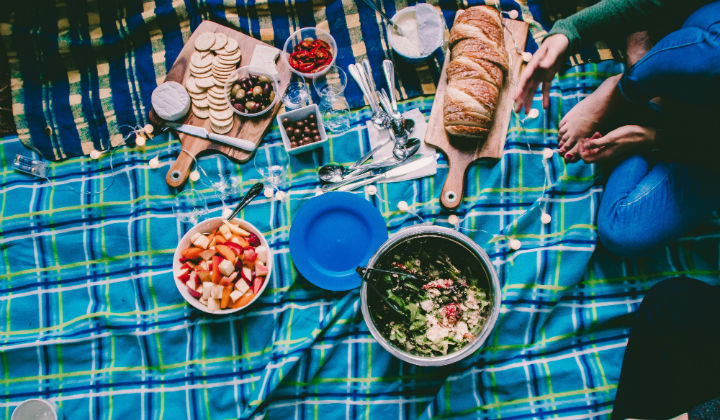 The best parks (and top secret spots) for a picnic - Student One
