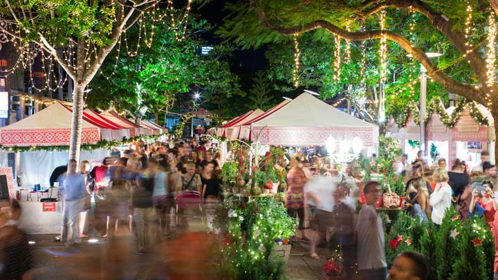What to do if you are spending Christmas in Brisbane