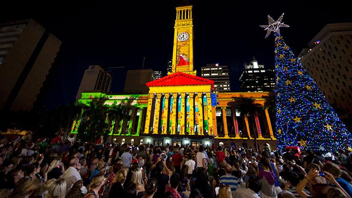 Brisbane Christmas Tree