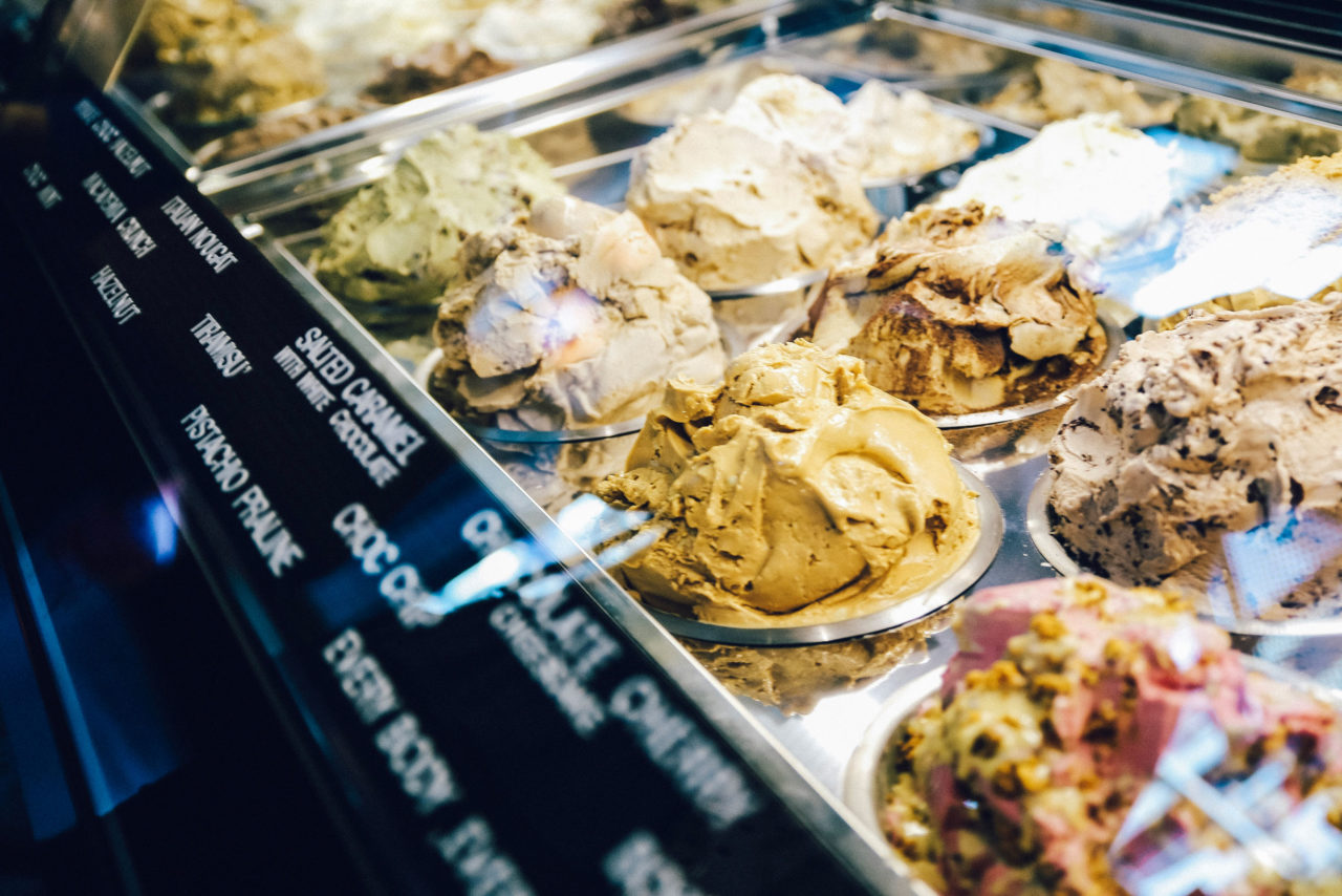 Counting down Brisbane's top ice cream, gelato and froyo offering