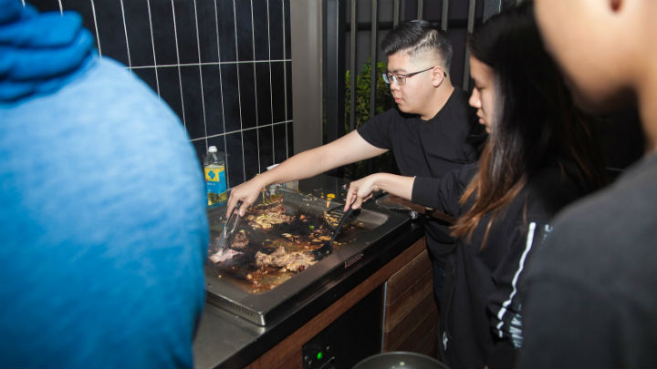 Student One BBQ