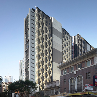 ELIZABETH STREET - OUR THIRD BUILDING, WITH TWO STUDENT EXCLUSIVE TOWERS, IN ONE AMAZING LOCATION. IT DOES NOT GET MORE CENTRAL THAN STUDENT ONE ELIZABETH STREET